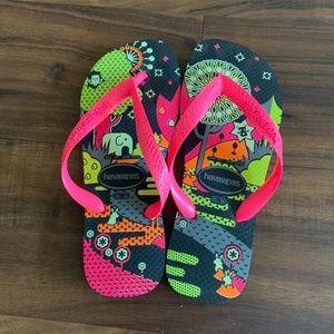 Havaianas Colorful Flip Flop